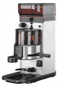 La Cimbali Jr. coffee grinder