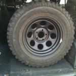 wheels on!