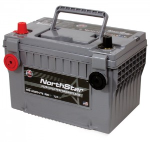 Northstar Ultra High Performance AGM battery
